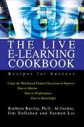 Live E-Learning Cookbook