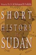 Short History Of Sudan