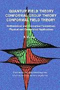 Quantum Field Theory Conformal Group Theory Conformal Field Theory Mathematical And Conceptu...