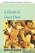 Death of One's Own