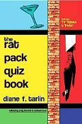 Rat Pack Quiz Book Includes TV Tidbits & Trivia!