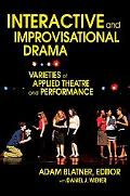Interactive and Improvisational Drama Varieties 2