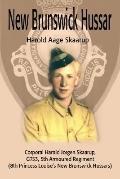 New Brunswick Hussar: Corporal Harold Jorgen Skaarup, G753, 5th Armoured Regiment (8thprince...