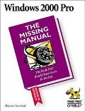 Windows 2000 Pro The Missing Manual