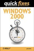 Windows 2000 Quick Fixes