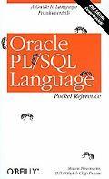 Oracle Pl/SQL Language Pocket Reference Pocket Reference