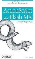 Action Script for Flash Mx Pocket Reference