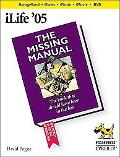 Ilife '05 The Missing Manual