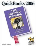 Quickbooks 2006: The Missing Manual - Bonnie Biafore - Paperback
