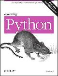 Learning Python (Animal Guide)