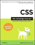 CSS: The Missing Manual (Missing Manuals)