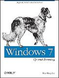 Windows 7: Up and Running: A Quick, Hands-On Introduction (Animal Guide)