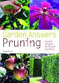 Garden Answers:Pruning Expert Answers To All Your Questions