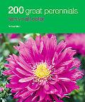 200 Great Perennials: Hamlyn All Color