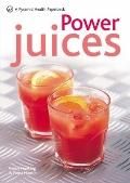 Power Juices : A Pyramid Health Paperback