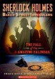 The Fall Of The Amazing Zalindas (Turtleback School & Library Binding Edition) (Sherlock Hol...