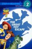 The Great Toy Escape (Turtleback School & Library Binding Edition) (Step Into Reading - Leve...