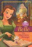 Belle: The Mysterious Message (Turtleback School & Library Binding Edition) (Disney Princess...