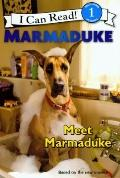 Meet Marmaduke (Turtleback School & Library Binding Edition)