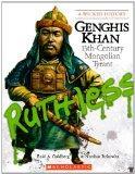 Ghengis Khan: 13th-Century Mongolian Tyrant (Wicked History (Pb))