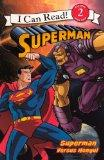 Superman Versus Mongul (Turtleback School & Library Binding Edition) (I Can Read Books: Leve...
