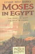 Moses in Egypt: A Novel Inspired by the Prince of Egypt and the Book of Exodus