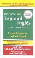 Diccionario Espanol-Ingles Merriam-Webster: Espanol-Ingles & Ingles-Espanol