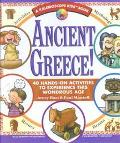 Ancient Greece!: 40 Hands-On Activities to Experience This Wondrous Age (Kaleidoscope Kids B...