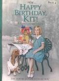 Happy Birthday, Kit!: A Springtime Story (American Girl Collection)