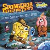Spongebob Detectivepants In The Case Of The Lost Shell (Turtleback School & Library Binding ...