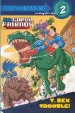 T. Rex Trouble! (Turtleback School & Library Binding Edition) (DC Super Friends (Pb))
