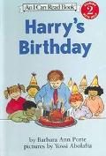 Harry's Birthday (I Can Read: Level 2)
