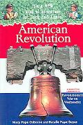 American Revolution: A Nonfiction Companion to Magic Tree House #22: Revolutionary War on We...