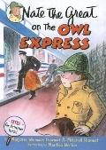 Nate the Great on the Owl Express