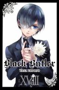 Black Butler Volume 18