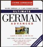 Ultimate German: Advanced: Cassette/Book Package (Living Language Ultimate Courses)