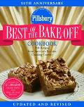 Pillsbury Best of the Bake-Off Cookbook 350 Recipes from America's Favorite Cooking Contest