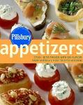 Pillsbury Appetizers Cookbook Small Bites Packed With Big Flavors from America's Most Truste...