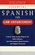 Essential Spanish for Law Enforcement