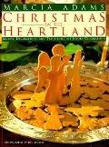 Christmas in the Heartland - Marcia Adams - Paperback