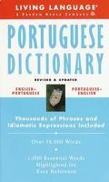 Basic Portuguese Dictionary - Living Language - Mass Market Paperback