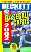 Beckett Official Price Guide to Baseball Cards 2002