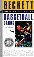 The Official Price Guide To Basketball Cards 2002 - James Beckett - Mass Market Paperback - ...