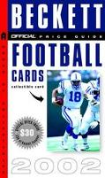 Official Price Guide to Football Cards 2002 - James Beckett - Mass Market Paperback - 21ST