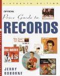 Official Price Guide to Records 2002