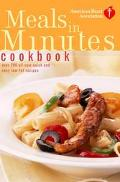 American Heart Association Meals in Minutes Cookbook Over 200 All-New Quick and Easy Low-Fat...