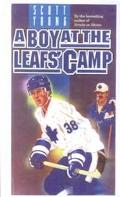 Boy at the Leafs' Camp