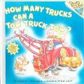 How Many Trucks Can a Tow Truck Tow (Please Read to Me)