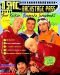 N Sync Backstage Pass