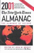 New York Times 2001 Almanac